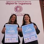 Idaira Afonso muestra su apoyo al proyecto de fútbol sala adaptado 'Golden Promises'