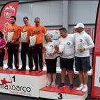 Destacados resultados de los arqueros y arqueras laguneras en el XI Trofeo Atlántico