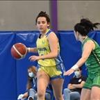 María Luque (CB Adareva), convocada para la selección española en la categoría U18 femenina
